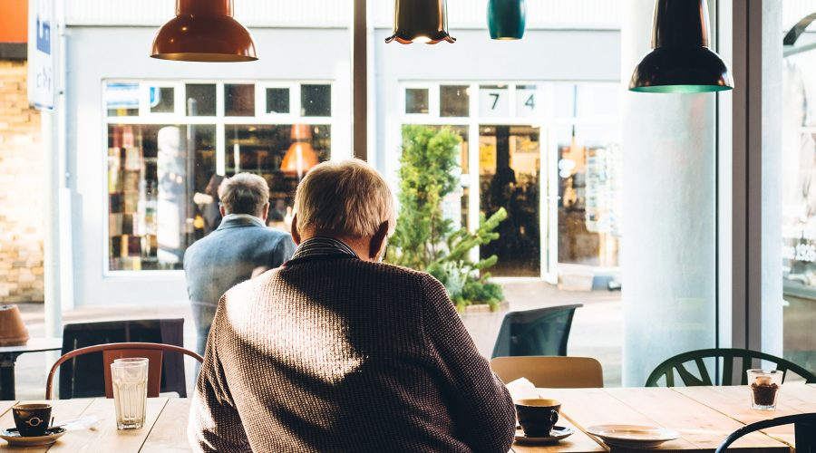 Compassion at the Coffee Shop